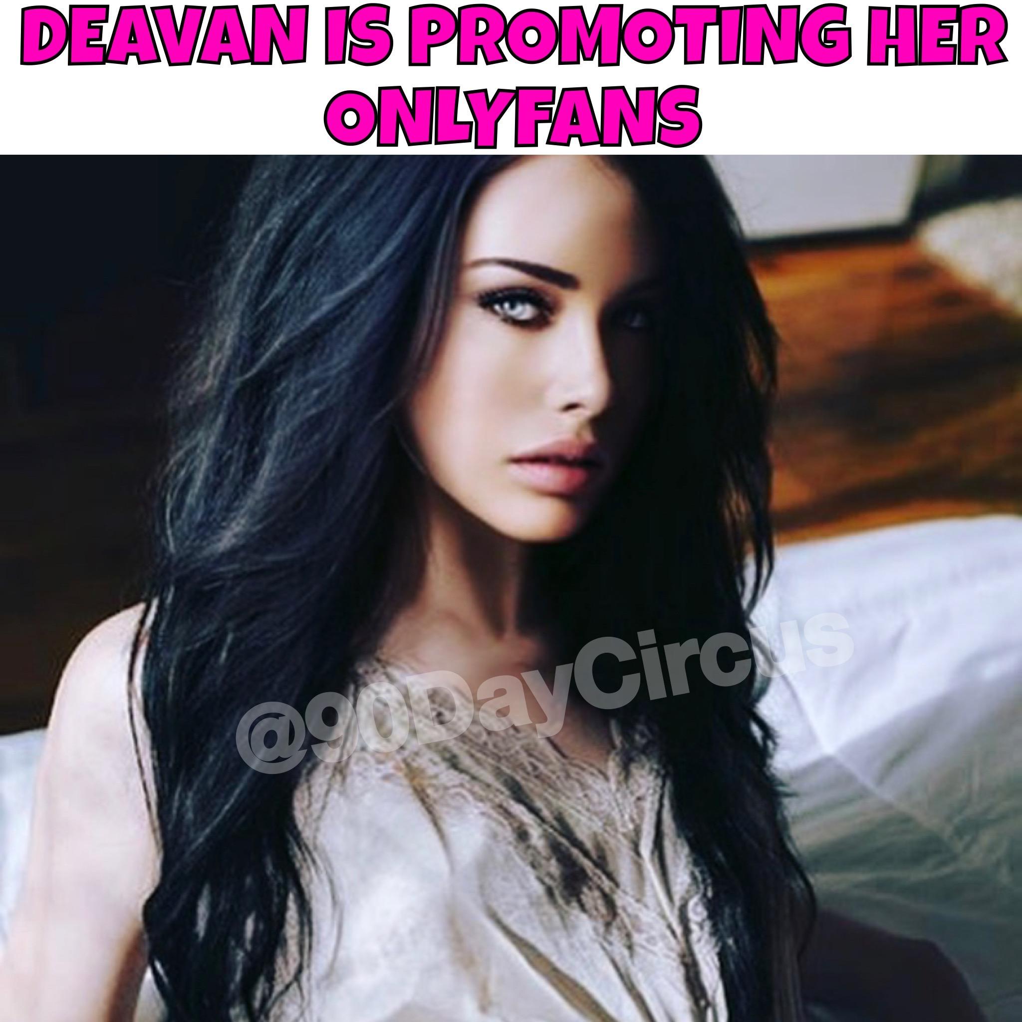 deavan only fans