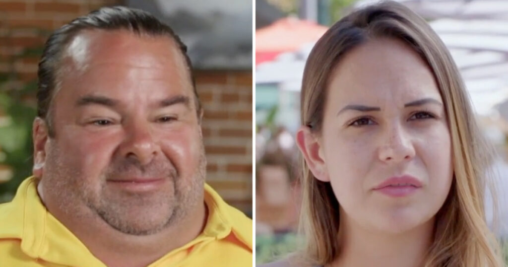 It looks like Big Ed is trying to win back Rose...Yes you heard that correctly! Shortly after his breakup with Liz, Big Ed is already trying to catch up with his ex-girlfriend. Are any of us even surprised at this point?