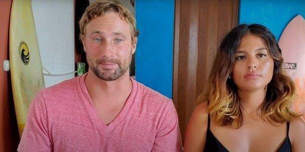 Evelin and Corey Secretly got Married